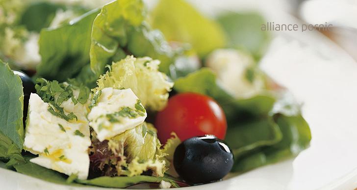 Comment accompagner Salades et Grillades cet été ?