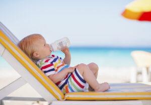Quelle boisson pour bébé ?