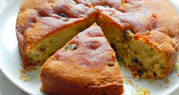 Recette du Clafoutis Pommes et Raisins Secs