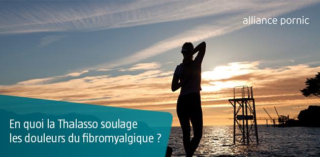 En quoi la thalasso soulage les douleurs du fibromyalgique ?