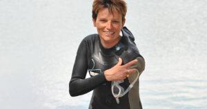 Edith Dassé, une sportive hors norme