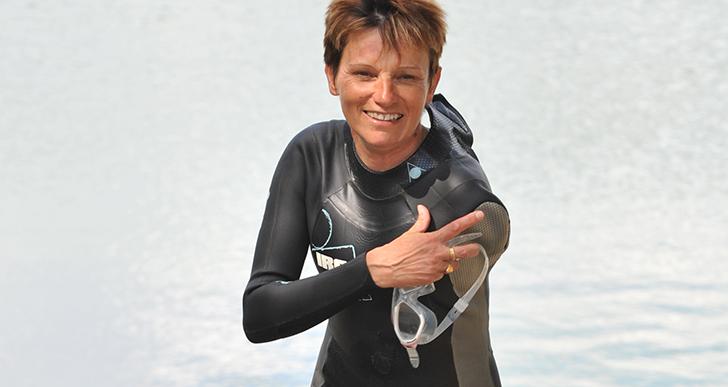 Edith Dassé, une sportive Hors Norme !