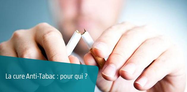 La Cure Anti-tabac pour Qui ?