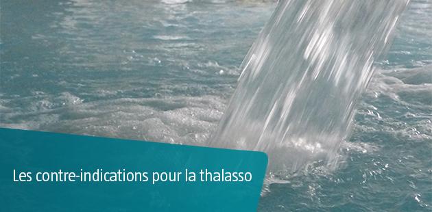 Les Contre-indications pour une Thalasso