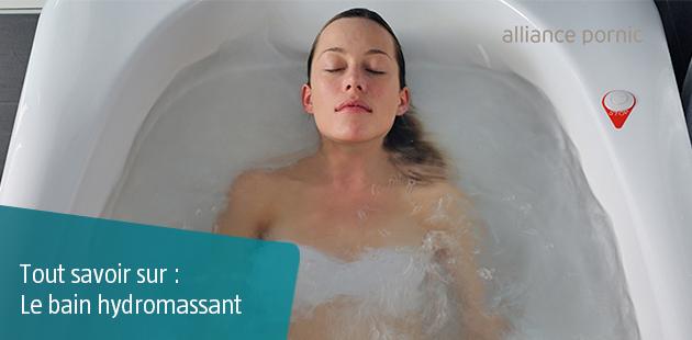 Tout savoir sur le bain hydromassant