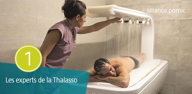 Tout savoir sur les experts de la Thalasso