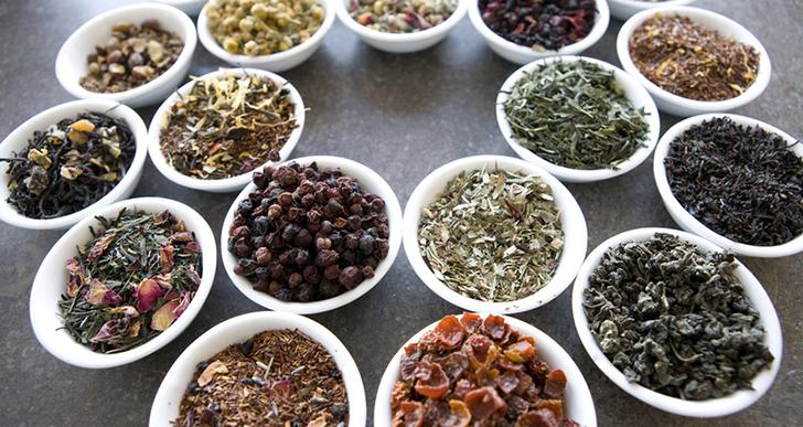 Le Thé: découvrez les 8 types de thé