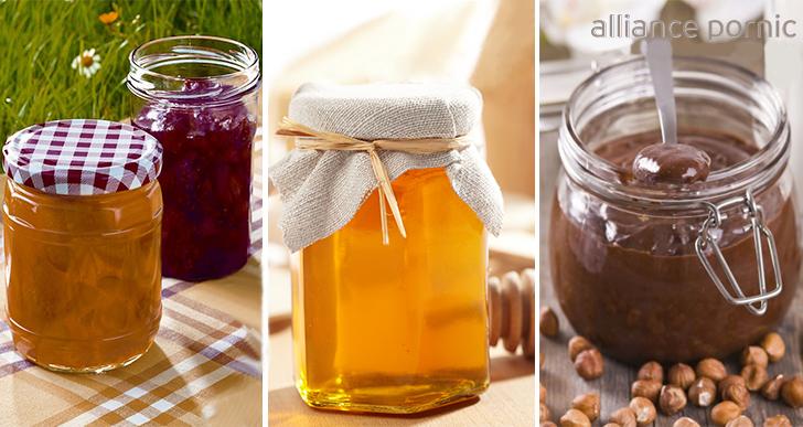 Que mettre sur votre tartine le matin, confiture ou miel ?
