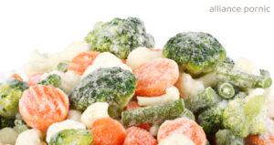 Légumes surgelés versus légumes frais, comment les consommer ?