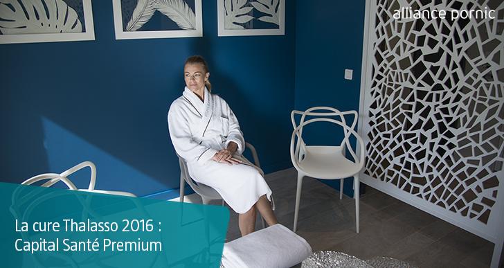 La cure Thalasso 2016 – Capital Santé Premium