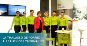 Alliance Pornic au Salon des Thermalies à Paris