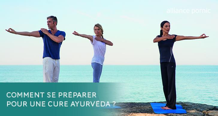 Comment se préparer pour une cure ayurvéda