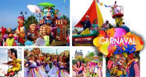 Carnaval de Printemps 2016 à Pornic