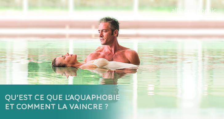 L'aquaphobie: comment la vaincre?
