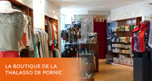 La boutique Alliance Pornic