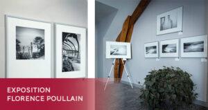 Exposition Florencfe Poullain à la Thalasso de Pornic