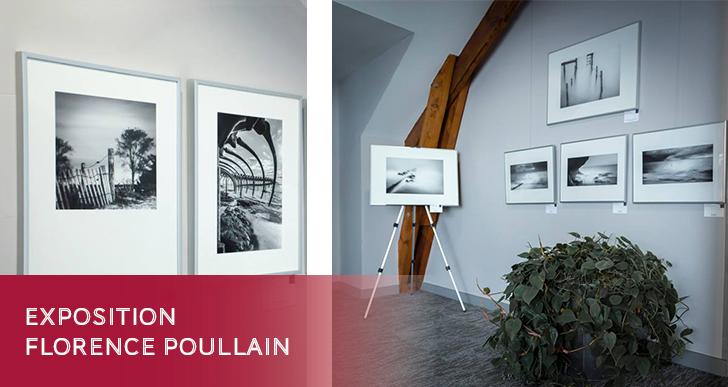Exposition : Florence Poullain à la Thalasso de Pornic