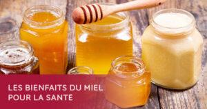 Les bienfaits du miel sur la santé - Thalasso Pornic