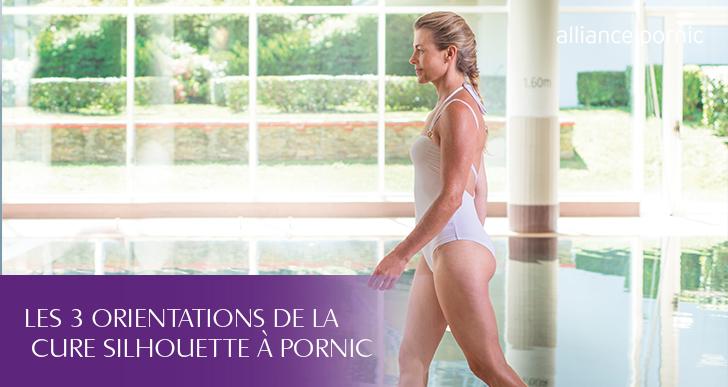 Trois cures « Silhouette » à la Thalasso de Pornic :  Trouvez la cure idéale pour vous…