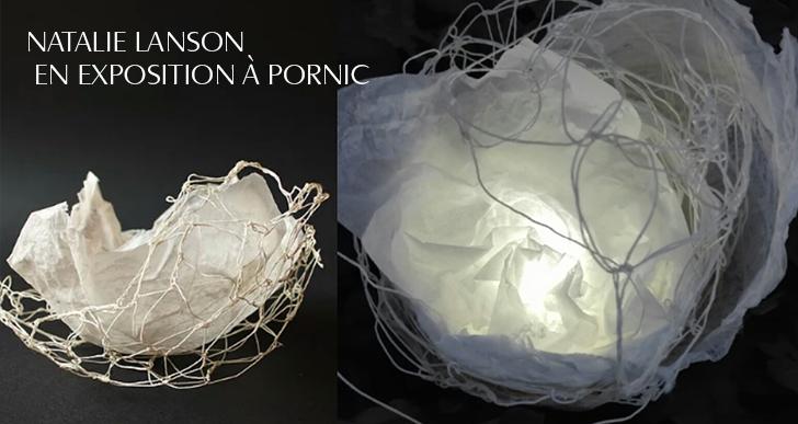Exposition de Natalie LANSON à la Thalasso de Pornic tout l'été