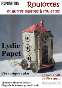 Exposition Lydie Papet