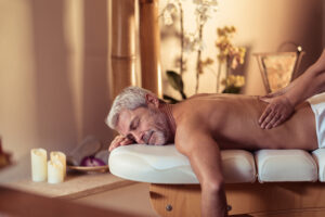 histoire du massage